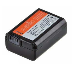 Jupio NP-FW50 Rechargeable Li-Ion Battery for Sony