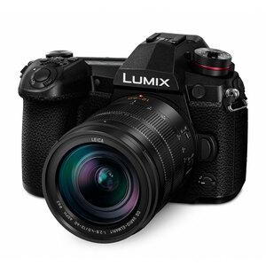 Panasonic Lumix G9 + Leica 12-60mm f/2.8-f/4.0 POWER O.I.S Lens