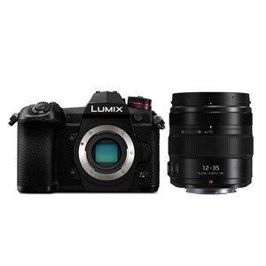 Panasonic Lumix G9 + 12-35mm f/2.8 Mk II O.I.S Lens