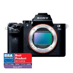 Sony A7II - Body + Sony Lens FE-Mount 24-105mm F4 G SS