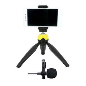 DCW Blogger Kit With Microphone