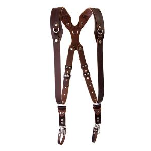 RL Handcrafts Clydesdale Pro Dual Camera Harness