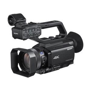 Sony HXR-NX80 4K NXCAM Camcorder
