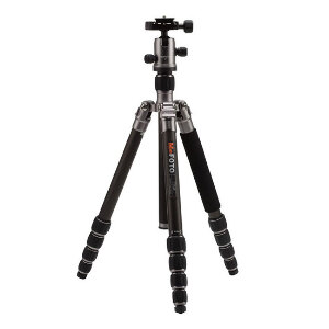 MeFOTO RoadTrip Convertible Travel Tripod - Carbon Fibre