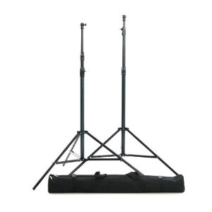 Air Cushioned Light Stand Kit with Bag