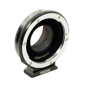 Metabones T Speed Booster Ultra 0.71x Adapter - Canon EF Lenses to Micro 4/3 Body