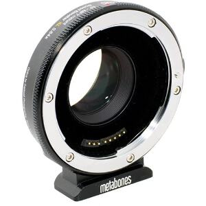 Metabones T Speed Booster XL 0.64x Adapter - Canon EF Lenses to Micro 4/3 Body