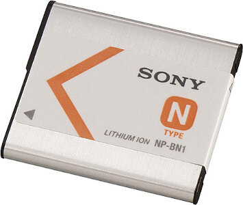 Sony InfoLithium N Rechargeable Li-Ion Battery #NP-BN1