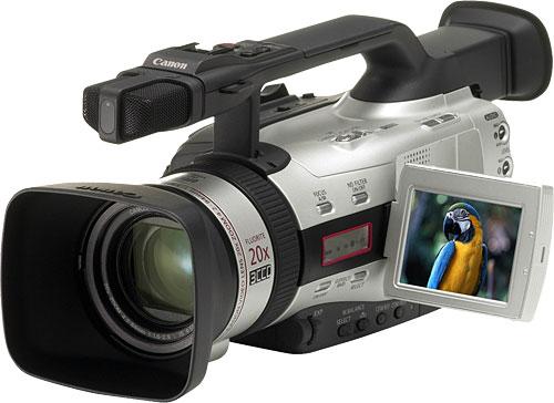 Canon XM2 Digital Video Camera