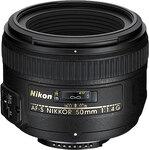 Nikon AF-S Lens 50mm f/1.4G