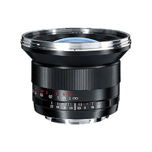 Carl Zeiss Distagon T* 18mm f/3.5 ZE Lens - Canon Mount
