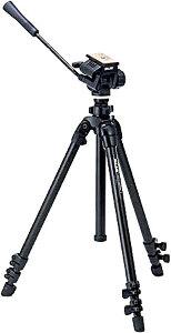 Slik 504QFII Tripod Legs + Video Pan Head