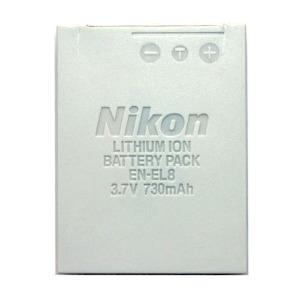 Nikon EN-EL8 Lithium Ion Rechargable Battery