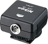 Nikon Sync Terminal Adapter #AS-15