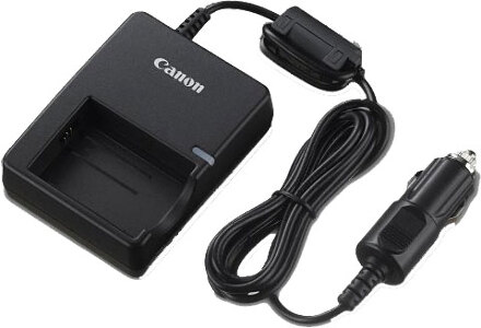 Canon Car Battery Charger Kit for LP-E5 Battery #CBC-E5