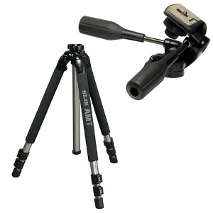 Slik 500DX Tripod + SH-705E Pan Head