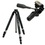 Slik 500DX Tripod plus SH-705E Pan Head