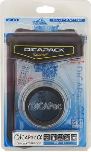 DiCAPac Prosumer Waterproof Camera Case (WP-570)