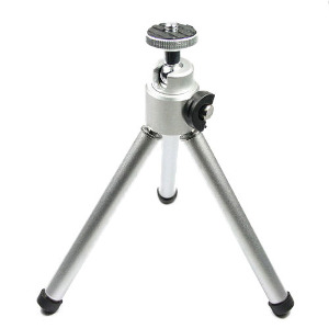 Extendable Mini Tripod for Small to Medium Cameras