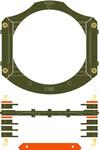 Cokin Filter holder - Z Pro Series #BZ-100