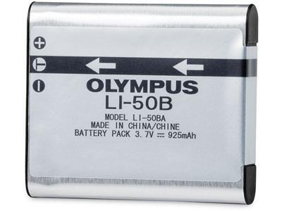 Olympus Rechargeable Li-Ion Battery #Li-50B