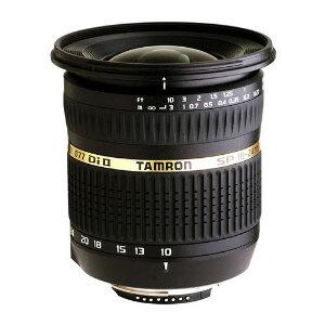 Tamron Lens SP AF10-24mm F/3.5-4.5 Di II LD Aspherical (IF)
