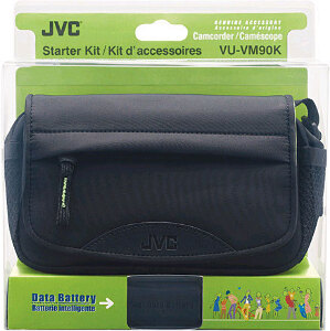 JVC Accessory Kit for Everio Camcorders #VU-VM90K