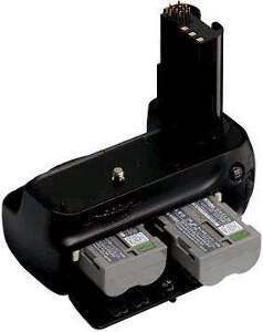 Nikon Multi-Power Battery Pack #MB-D80