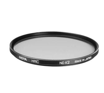 58mm Hoya Neutral Density 2x (ND2) HMC Filter