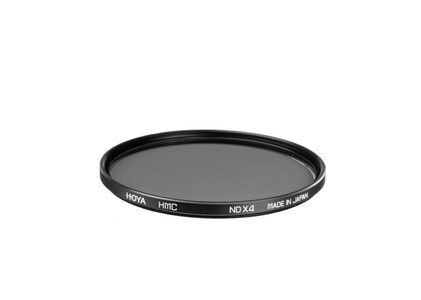 67mm Hoya Neutral Density 4x (ND4) HMC Filter