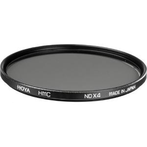 77mm Hoya Neutral Density 4x (ND4) HMC Filter