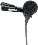 Hama Clip-on Lavalier Mic #LM-09
