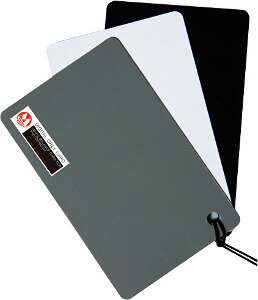 Micnova Digital Grey/White/Black Card
