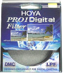 58mm - Hoya 58mm Pro1 D DMC Filter