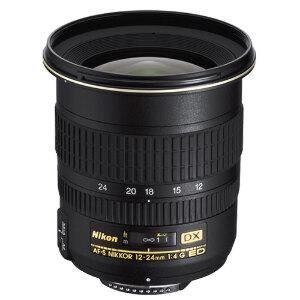 Nikon AF-S DX Nikkor 12-24mm f/4G IF-ED Zoom Lens (2.0x)