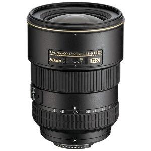 Nikon AF-S DX Nikkor 17-55mm f/2.8G IF-ED Zoom Lens (3.2x)