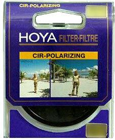72mm - Hoya 72mm Circular Polarising Filter