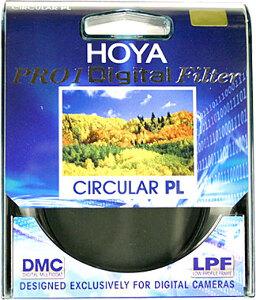 62mm - Hoya 62mm Circular Polarising Pro1 D DMC Filter