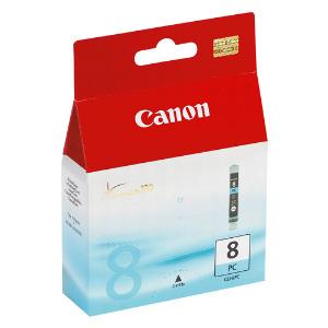Canon Individual Ink Tank - Photo Cyan #CLI-8PC
