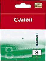 Canon Individual Ink Tank - Green #CLI-8G
