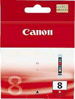 Canon Individual Ink Tank - Red #CLI-8R