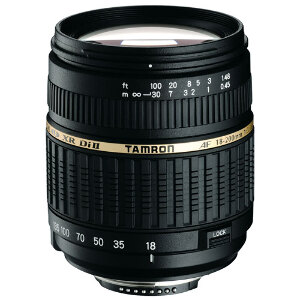 Tamron Lens AF18-200mm F/3.5-6.3 XR Di II LD Aspherical (IF) - Sony Mount