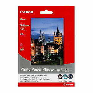 Canon Semi Gloss Photo Paper 4x6 20pk  #SG-2014x6-20