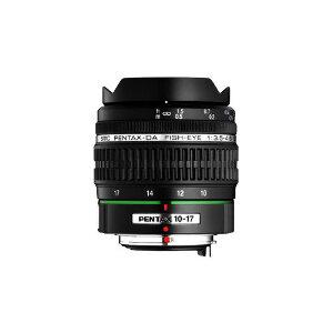 Pentax Lens 10-17mm f/3.5-4.5 F/E DA