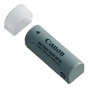 Canon Rechargeable Li-Ion Battery #NB-9L