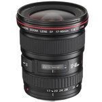 Canon 17-40mm f4 EF L USM Lens