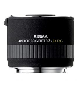 Sigma Teleconverter 2x EX DG APO