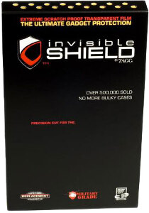 InvisibleSHIELD Screen Protector - Canon EOS 500D