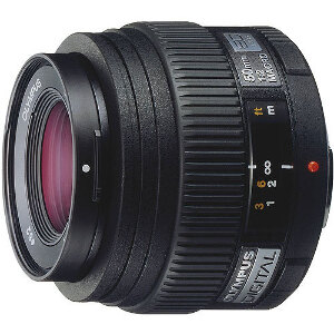 Olympus Zuiko 50mm F/2.0 Macro Four Thirds Lens
