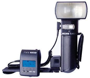 Metz mecablitz 76 MZ-5 Digital Flash